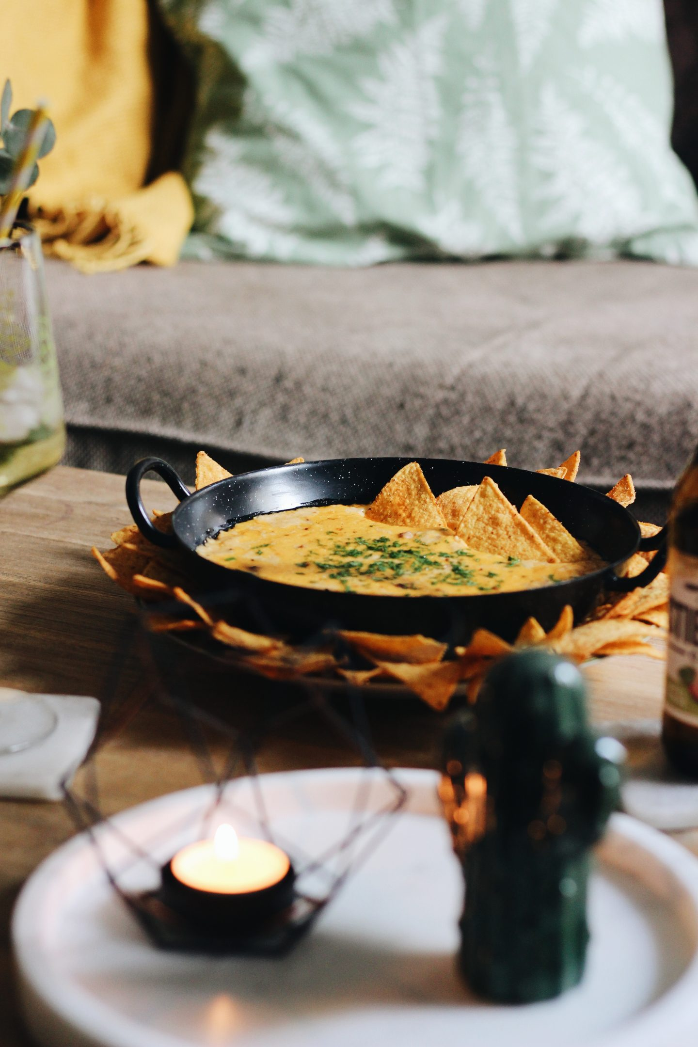 FOOD | Homemade Nacho Cheese Dip – Starlights in the Kitchen