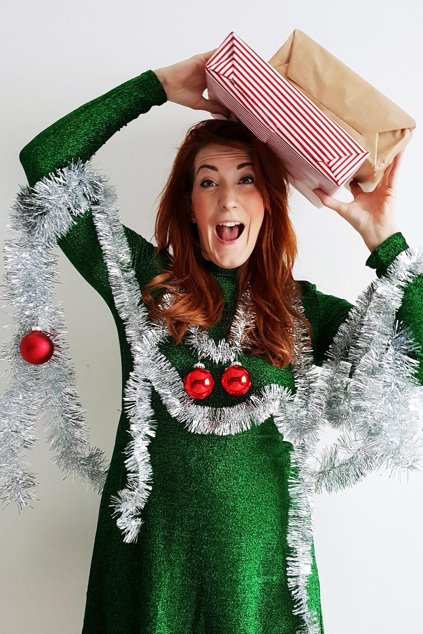 Sie sucht ihn für weihnachten