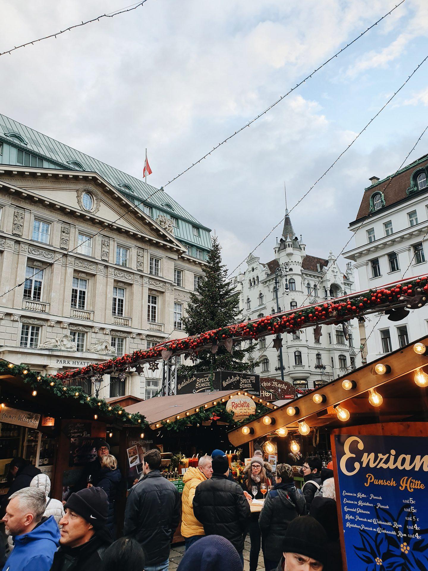 TRAVEL | Weihnachten in Wien: ein Mama Tochter Tagesausflug