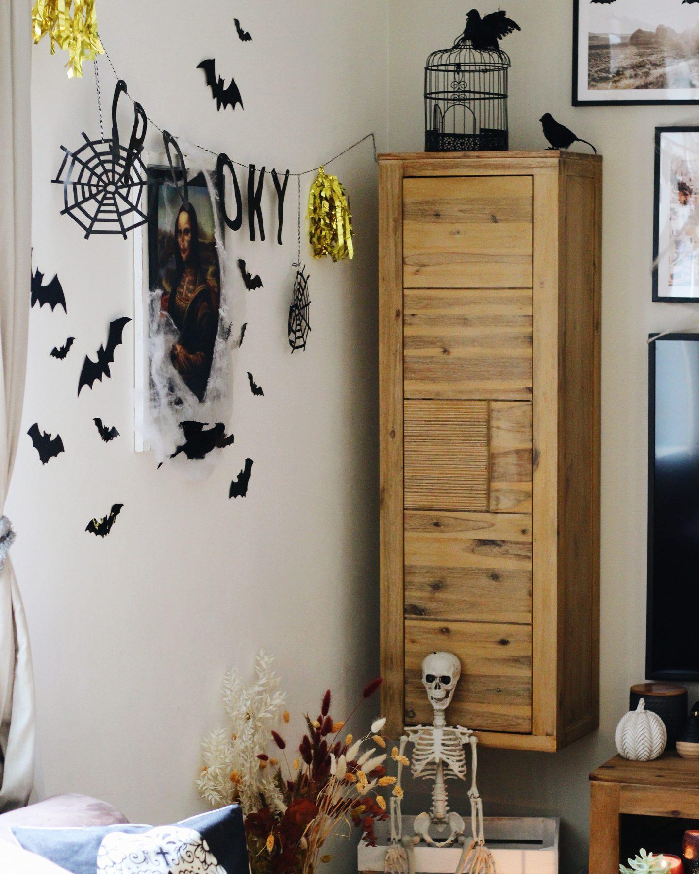 Living Halloween Deko Tipps Und Tricks Fur Ein Schaurig Schones Zuhause Weekly Vlog Starlights In The Kitchen
