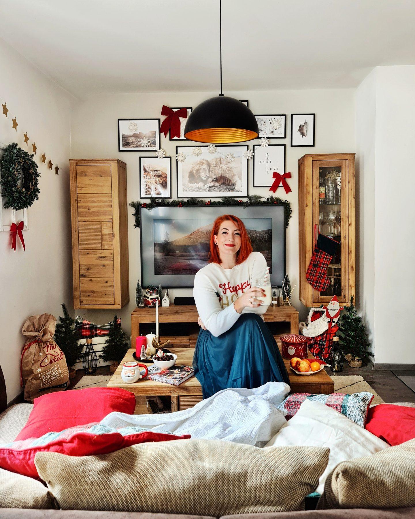Living Weihnachts Deko Meine Ideen Fur Ein Weihnachtliches Zuhause Christmas Deko Shopping Roomtour Video Starlights In The Kitchen